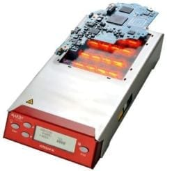 PCB Under Heaters