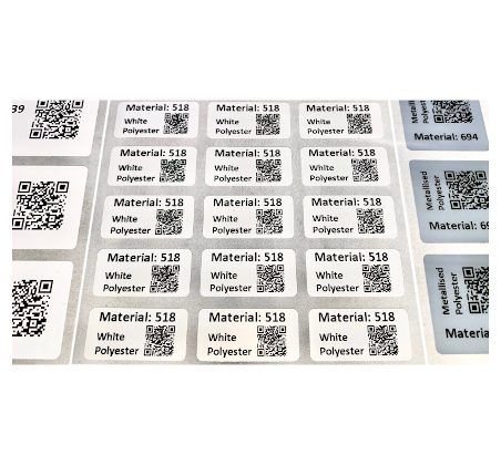 Polyester Labels